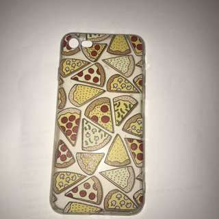 Pizza iPhone 7 Phone Case