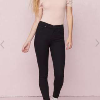 Garage Retro High Waisted Jeans