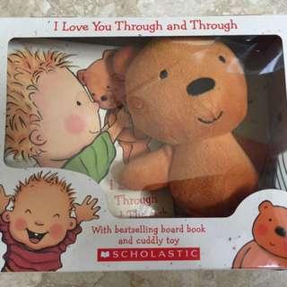 Storybook: I love you through and through