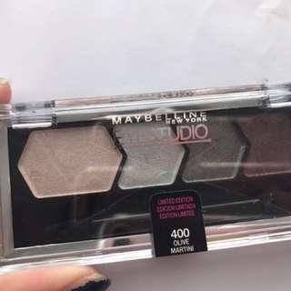 Maybelline eyeshadow quad