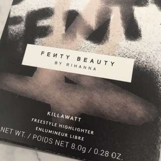 Fenty beauty killawatt Trophy Wife