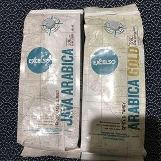 印尼咖啡豆 珈雅咖啡 兩包一組