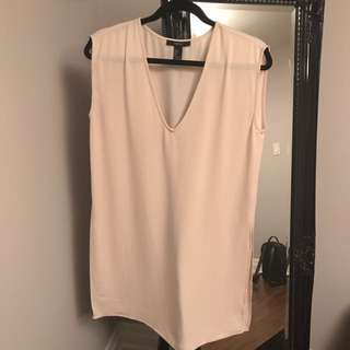 Forever21 Nude Tunic