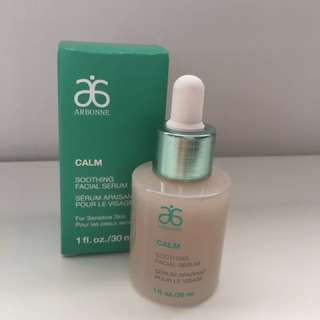 Arbonne Calm Soothing Facial Serum
