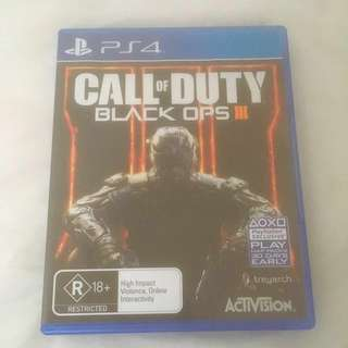 Call of Duty Black Ops 3 - PS4 Game