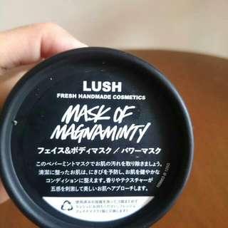 Lush Mask Of Magnaminty Original Japan