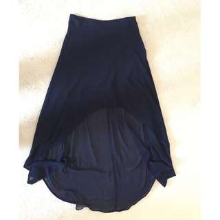 High-Low Skirt Forever 21 Size Small