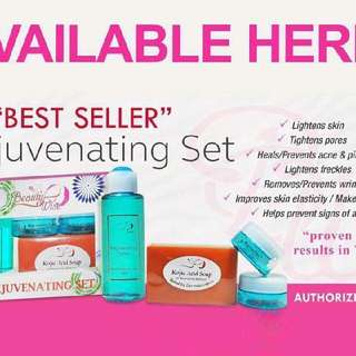 Beauty Wise Rejuv Set
