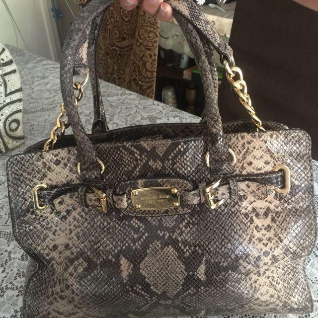 100% authentic Michael Kors purse