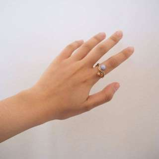 Gorman x Elke Stacked Rings