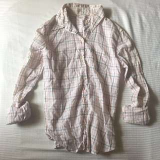 Authentic American Eagle Outfitters Plaid Flannel