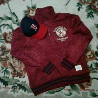 Combo Boston Red Sox