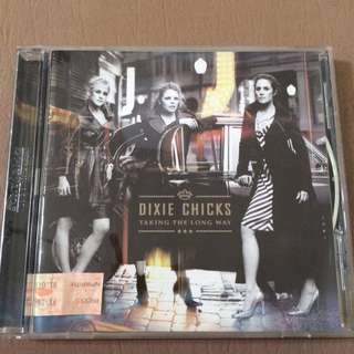 CD Dixie Chicks - Taking the long way