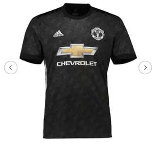 BNWT 4XL MANUNITED AWAY JERSEY 2017-2018