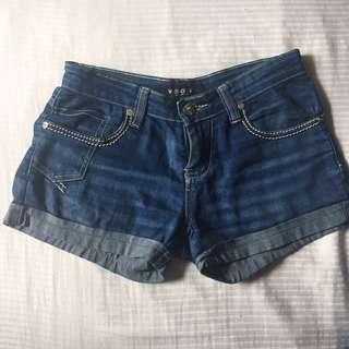 Clean Jeans Denim Shorts