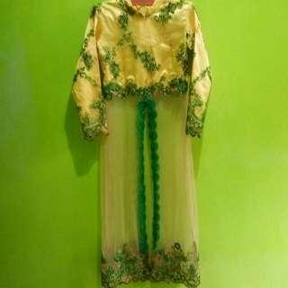 Gaun Pesta Muslim Freeong