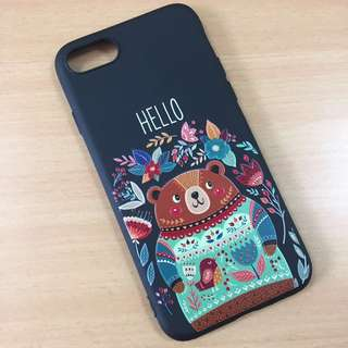 Casing Iphone 7 Matte Softcase