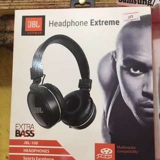 JBL Headphone Extreme