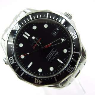 "Omega Seamaster ""James Bond"" 212.30.41.20.01.001(Pre Owned)OMG-033 Price Including GST"