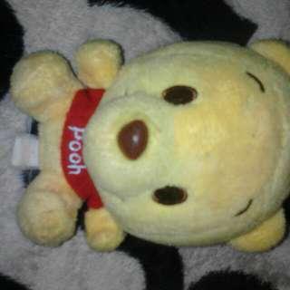 Mini Pooh Stuff Toy