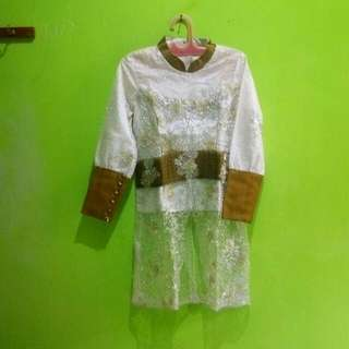 Baju Pesta Muslim (Freeong)