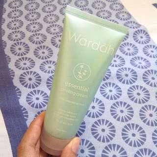 Wardah Peeling Cream