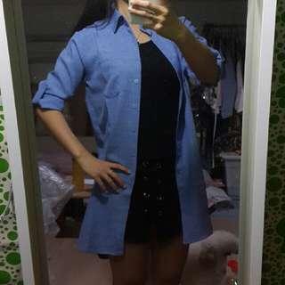 Kemeja Panjang / Outer / Vest / Baju Kerja / Baju Fashion / Dress
