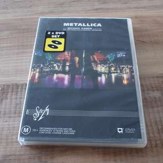 Metallica S&M 2-DVD Set