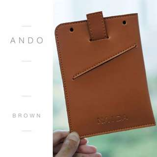 Ando Passport Holder