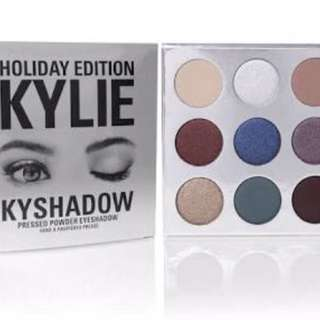 Kylie Cosmetics Holiday Palette