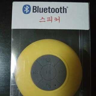 浴室防水藍牙播放器(背有膠吸盤)