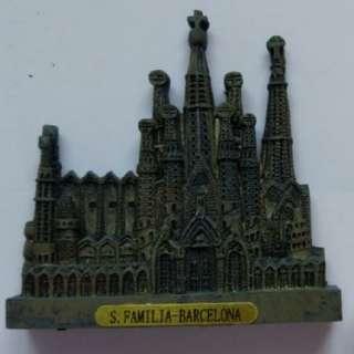 Spain Fridge Magnet Collection