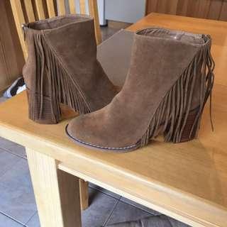 Rubi Tassel Boots