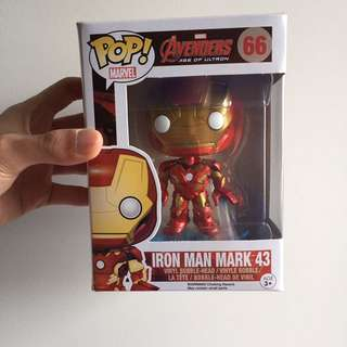 IRON MAN MARK 43 POP