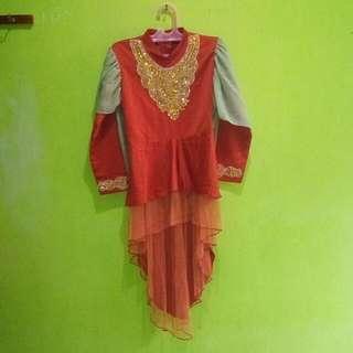 Baju Pesta Muslimah (Freeong)