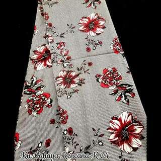 Batik Kn Cahaya Kencana Flower Idr 70k