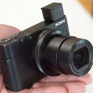 Sony RX100 M5 open box
