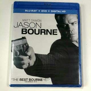 Matt Damon Jason Bourne Blu-ray Bluray