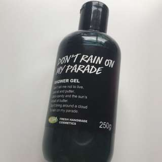 Don't Rain on My Parade Shower Gel by Lush Cosmetics