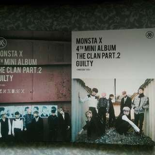 [RESERVED]Monsta X The Clan Pt. 2