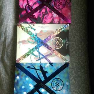 [RESERVED]Monsta X The Clan Pt. 2.5 - First Album