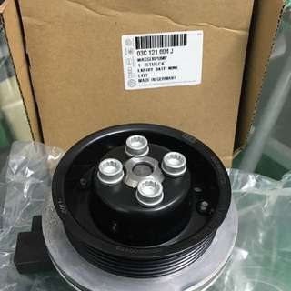 Genuine water pump VW 1.4 TSI