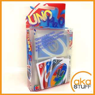 UNO H2O Card Game Waterproof
