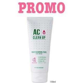 Free Ongkir!! AC Clean Up Foam Cleanser 150ml
