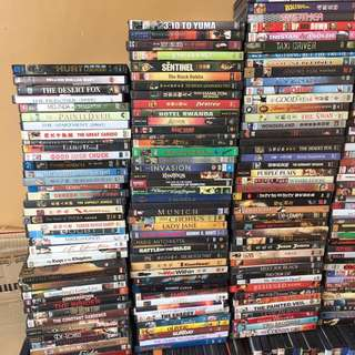 DVD Movies (12 FOR 100!!!)