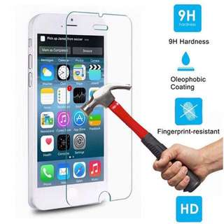 All Model iPhone iPad Tempered Glass Screen Protector TPU Cover Casing