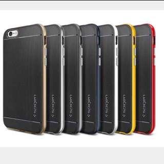🚚 SPIGEN Neo Hybrid iPhone 6 7 Plus TPU Cover Case