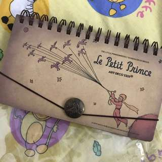 Scheduler (not dated) - Le Petit Prince