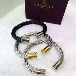 Charriol for men stainless