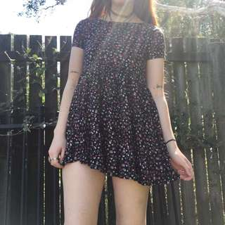 ⚡️ Floral print dress. ⚡️